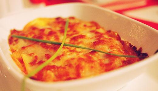 Těstoviny a rizota
